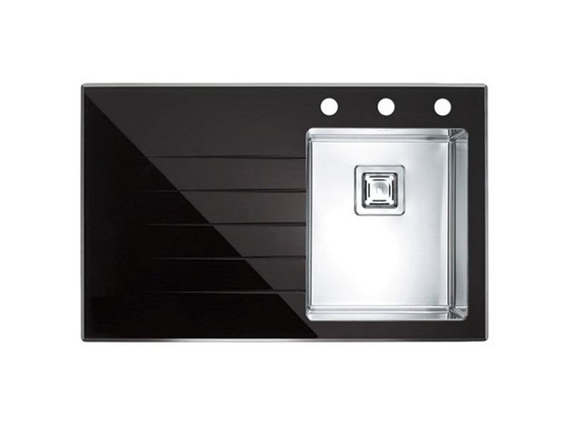 Crystalix 10 dreapta - negru